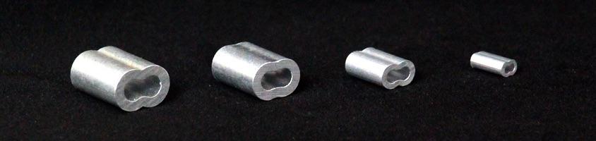 Aluminum Thinwall Sleeves